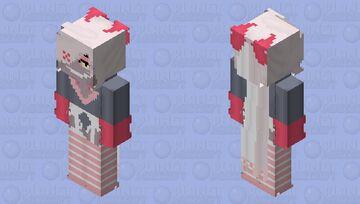 Swap Veggie Minecraft Skin