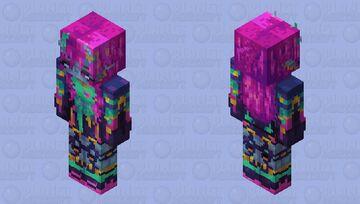 heart to heart // jadeite Minecraft Skin