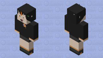 Foxy gamer YT (MY GACHA OC Minecraft Skin