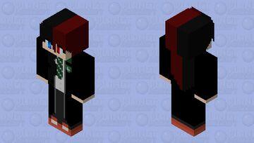 Harry Potter Akunin Minecraft Skin