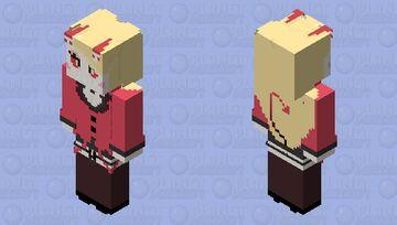 Charlie 🎃Spooktober🎃 | Hazbin Hotel Minecraft Skin