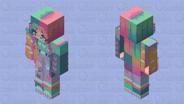 Error Unmasked Minecraft Skin
