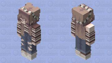 𝑺𝒆𝒓𝒆𝒏𝒊𝒕𝒚 Minecraft Skin