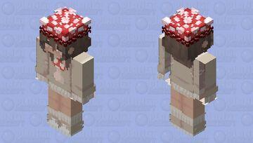 Mushrooms Minecraft Skin