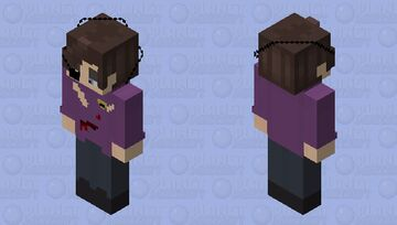 Zombie Survivor Mike Minecraft Skin