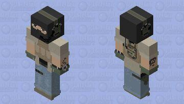 Security Contractor Minecraft Skin