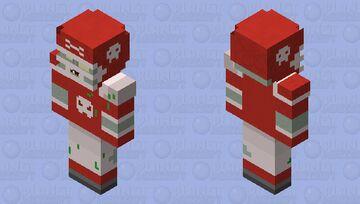 All Star Zombie Minecraft Skin