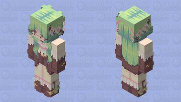 ⋞❀ 𝒮𝓅𝓇𝒾𝓃𝑔 ❀⋟ Minecraft Skin