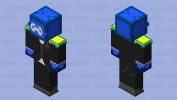 Mr.Discord [version 1.0.3] Minecraft Skin