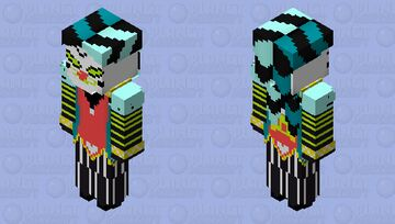 Robotic Fizzarolli   Robo Fizz Minecraft Skin