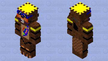"""90""""s el chip Minecraft Skin"""