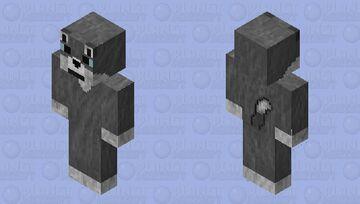 Wolf Minecraft Skin