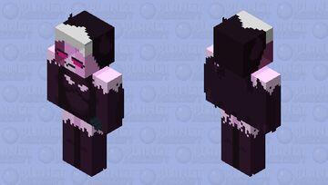 Demon Sarvente (FNF Mid-Fight Masses) Minecraft Skin