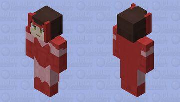 Scarlet Witch Minecraft Skin