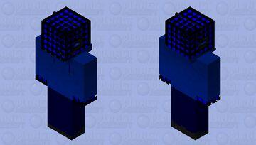 Pixel Gamer Minecraft Skin