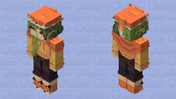 Persona in HD // + Style Challenge SPEEDPAINT Minecraft Skin