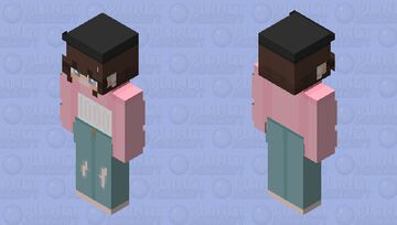 My Persona (Lilah) Minecraft Skin