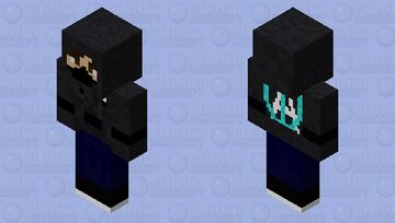 The official alan walker Skin Minecraft Skin