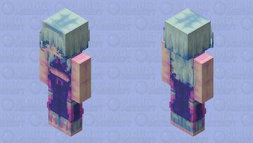 aurora // jadeite Minecraft Skin