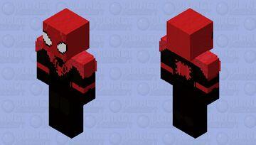 Dcoc spider man suit Minecraft Skin