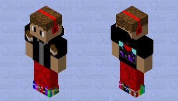 The Enchanted Enchanter Minecraft Skin