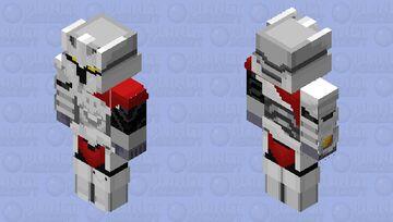 Lord Gromgard – Overlord Dark legend (HD) Minecraft Skin