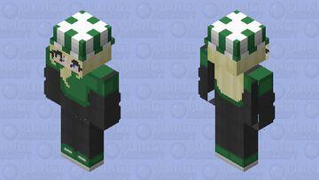 Philza girl Minecraft Skin