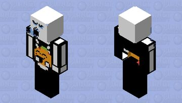 Skid and pump 2 Minecraft Skin