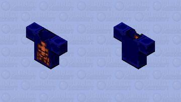 Minecraft Live (2021) - Copper Golem Mob Vote T-Shirt Minecraft Skin