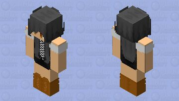 Aphmau (Diaries Rebirth) Minecraft Skin