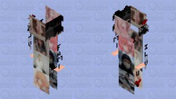 My friends :3 Minecraft Skin