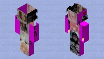Pino bug family(3 Minecraft Skin