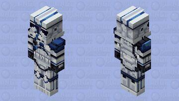 Commander Appo Minecraft Skin