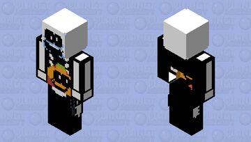 Skid and Pump Minecraft Skin
