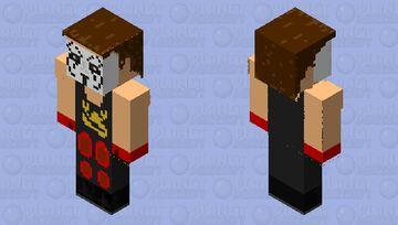 Sting V2 Minecraft Skin