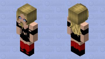 Taylor Swift look what you made me do ruler outfit Minecraft Skin