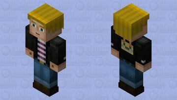 Lukas (Minecraft: Story Mode) Minecraft Skin