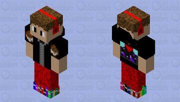 Enchanted Enchanter Minecraft Skin