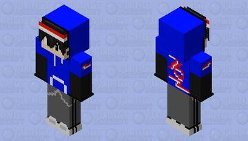 special kemerdekaan indonesia, special boy Minecraft Skin