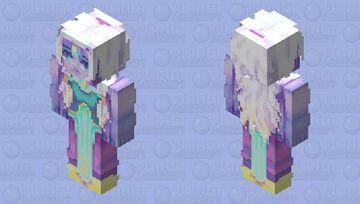 Opal // Steven Universe Minecraft Skin