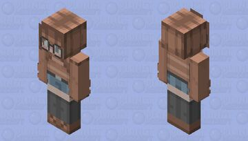 Oakley - YourFanficDealer Minecraft Skin