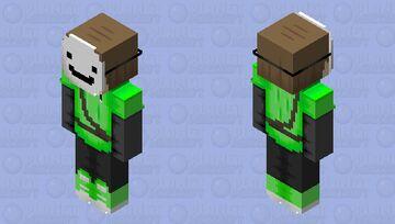 -I see a dreamer- Minecraft Skin