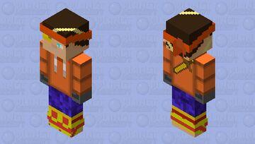 brian HD Minecraft Skin