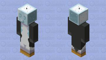 Eiscue! Minecraft Skin