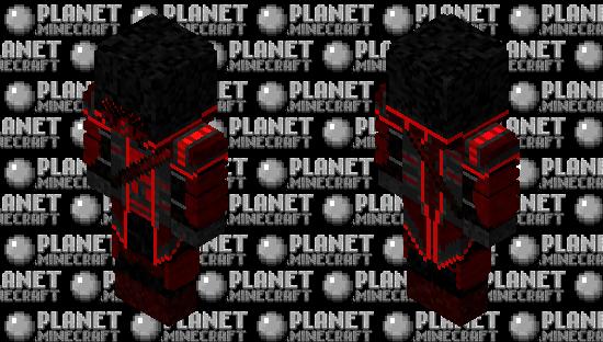 Hooded Minecraft Skin