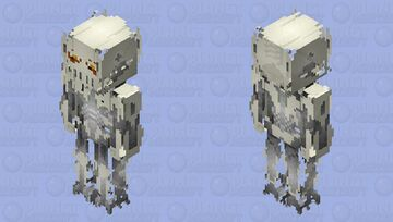General Grievous: Star Wars Episode III: Revenge of the Sith Minecraft Skin