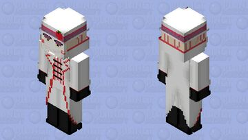 Lucifer Magne the King of Hell Minecraft Skin