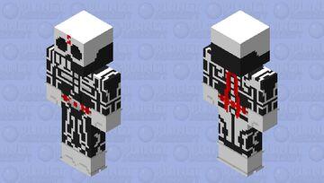 Skullomania Minecraft Skin