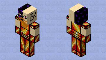 Jeroboam, King of Demons Minecraft Skin