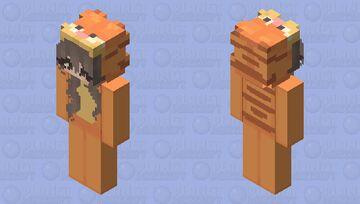 Garfield Costume Minecraft Skin